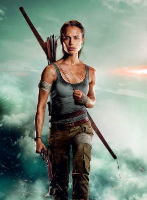 Lara Croft 2018