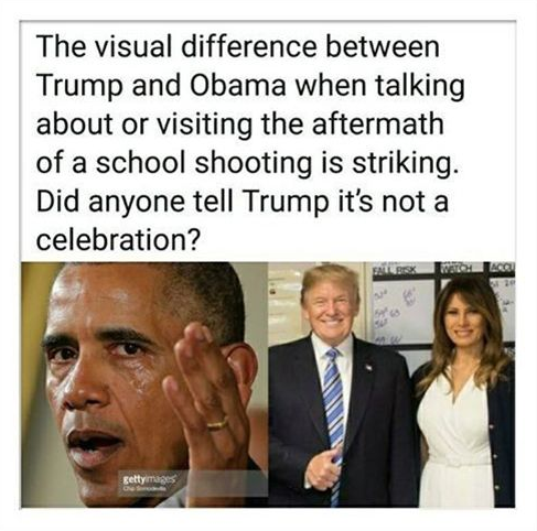 ObamaTrump Image Hoax